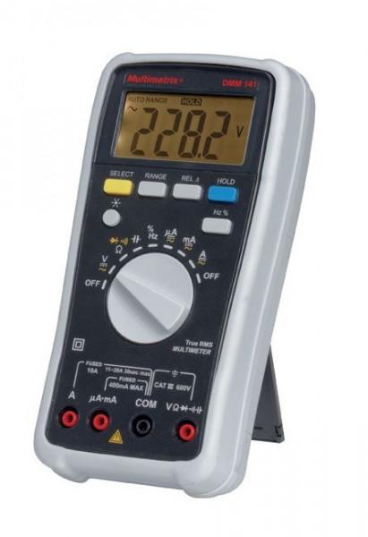 Multimetru Multimetrix DMM 141 - Multimetru digital 10A/600V, 600 V CAT III