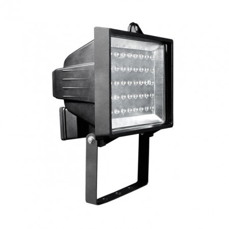 Proiector Kanlux 7610 PACO LED45-B - Proiector led 4W, IP44, 165lm, 4000k-5000k, negru