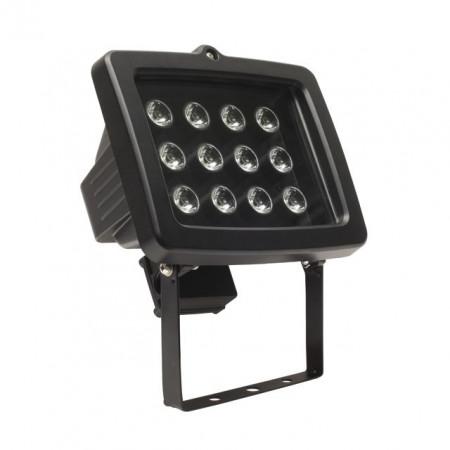 Proiector Kanlux 8652 ALIX POWER LED12-B - Proiector led 15W, IP44, 600lm, 6200k-6600k, negru