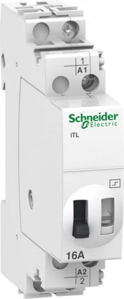 Releu Schneider A9C30811 - Releu de impuls (pas cu pas) 110V-240V, AC/DC, 16A