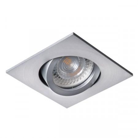 Spot Kanlux 18560 EVIT - Corp iluminat incastrat, directional, Gx5,3, max 50W, IP20, 12V, argintiu