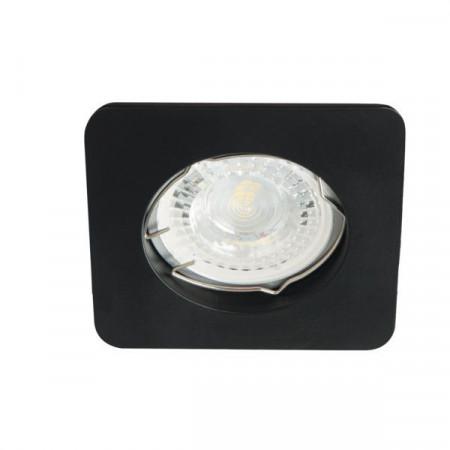Spot Kanlux 26746 NESTA - Inel spot incastrat LED GU10, max 35W, IP 20, negru