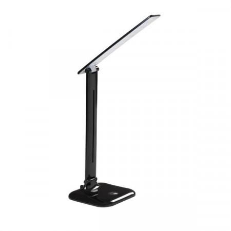 Veioza Kanlux 26691 DOSAN - Lampa de birou LED 9W, 4000k, IP20 negru