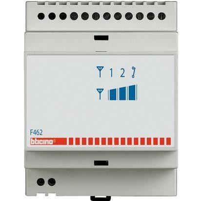Acuator GSM Bticino F462 - actuator telefonic - 4 module pe sina DIN