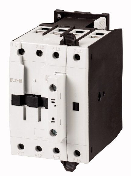 Contactor Eaton 109924 - Contactor putere DILMP200(RAC24)-Contactor 4 poli, 200 A