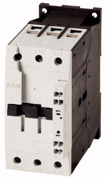 Contactor Eaton 277846 - Contactor putere DILM50(RDC130)-Contactor 22KW, regim AC-3