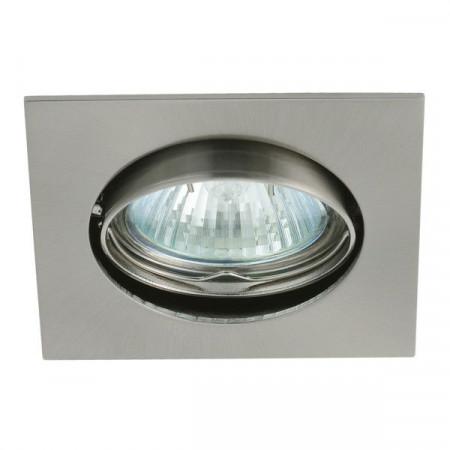 Corp iluminat Kanlux 2553 NAVI CTX-DT10 - Spot incastrat, Gx5,3, max 50W, 12V, IP20, crom mat