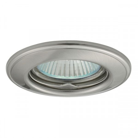 Corp iluminat Kanlux 2821 HORN CTC-3114 - Spot incastrat, Gx5,3, max 50W, 12V, IP20, nichel satinat