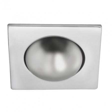 Corp iluminat Knalux 4930 VABI DL-RS50 - Spot incastrat, E14, max60W, IP20, argintiu