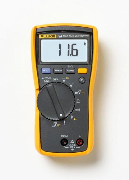 Multimetru Fluke FLUKE 116 - Multimetru digital TRMS HVAC