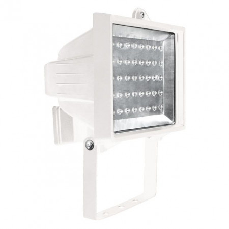 Proiector Kanlux 7611 PACO PACO LED45-W - Proiector led 4W, IP44, 165lm, 4000k-5000k, alb