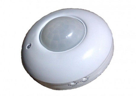 Senzor miscare Total Green JQ-37, alb, , IP44