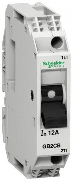 Siguranta automata Schneider GB2CB08 - DISJUNCTOR 1P-3A