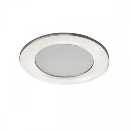 Spot Kanlux 25781 IVIAN - Spot LED 4,5Wm 3000k, IP44, inox periat
