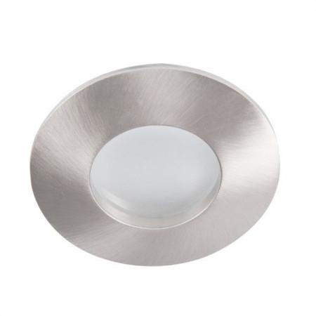 Spot Kanlux 26304 QULES - Spot fix, etans, incastrat, LED, GU10, max 35W, IP 44, inox periat