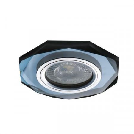 Spot Kanlux 26715 MORTA - Spot incastrat, directional GU10, 1x35W, IP20, negru