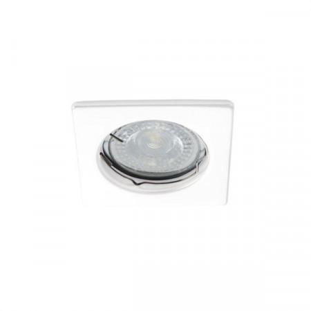 Spot Kanlux 26726 ALOR-DTL - Inel spot fix incastrat LED GU10, max 35W, IP 20, alb
