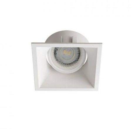 Spot Kanlux 26737 IVRI DTL - Inel spot directional incastrat LED GU10, max 35W, IP 20, alb