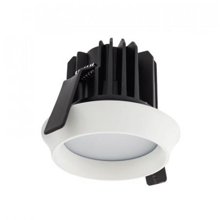 Spot LED Arelux XWell WE02WW MWH - Corp iluminat cu led 1X15W 3000K 700mA IP54 (5f), alb