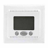 Termostat Schneider SDN6000221 Sedna - Cronotermostat cu functie confort 16 A - 230 V, alb