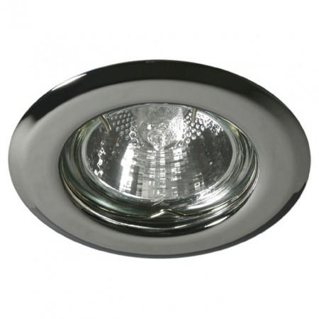 Corp iluminat Kanlux 301 ARGUS CT-2114 - Spot incastrat, Gx5,3, max 50W, 12V, IP20, crom