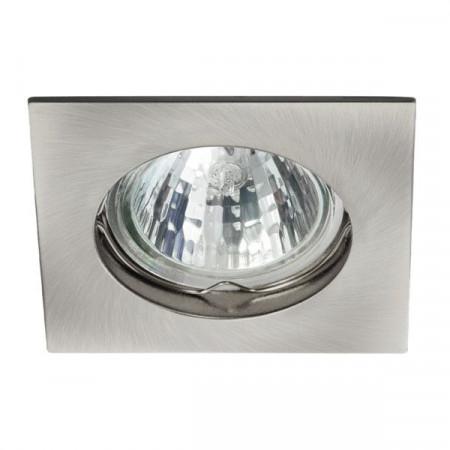Corp iluminat Kanlux 4695 NAVI CTX-DS10-SN - Spot incastrat, Gx5,3, max 50W, 12V, IP20, inox