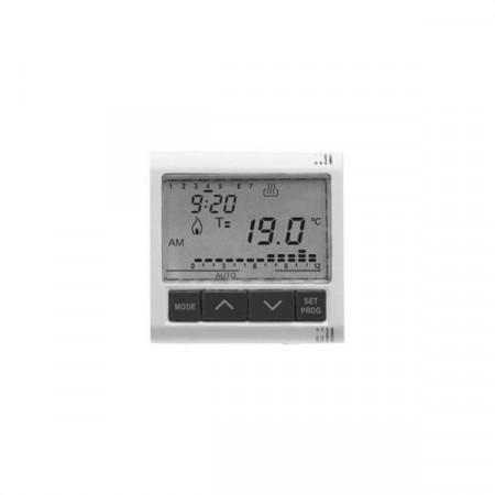 Cronotermostat Gewiss GW20827 System Alb