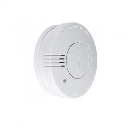 Detector fum , Kanlux DECK SMOKE 23480 - Detector fum, alb
