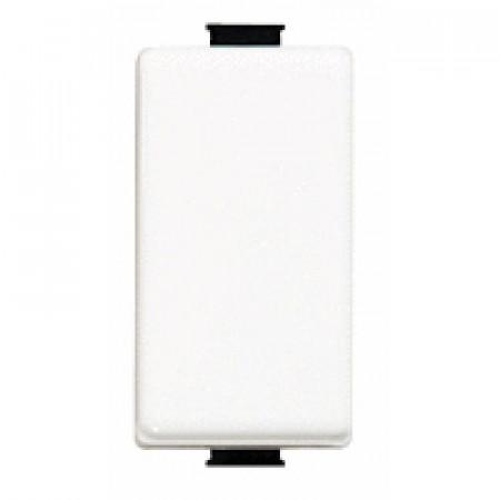 Intrerupator Bticino AM5001 Matix - Intrerupator simplu 16A - 250V c.a., 1 modul alb
