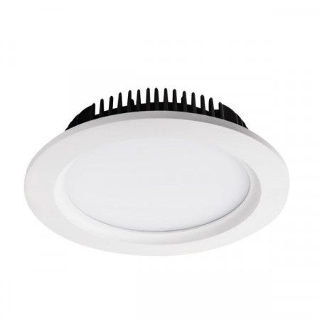 Spot Kanlux 25510 TIBERI - Spot LED 24Wm 4000k, IP44, D=195mm, alb