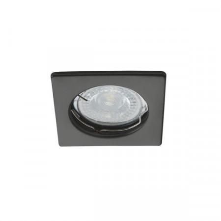 Spot Kanlux 26727 ALOR-DTL - Inel spot fix incastrat LED GU10, max 35W, IP 20, negru