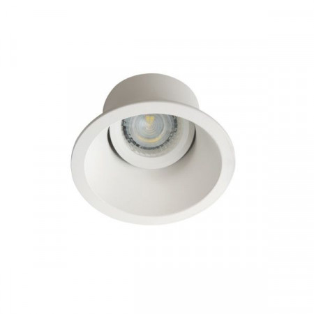 Spot Kanlux 26738 APRILA DTO - Inel spot directional incastrat LED GU10, max 35W, IP 20, alb