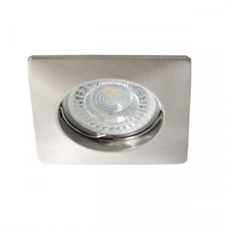 Spot Kanlux 26748 NESTA - Inel spot incastrat LED GU10, max 35W, IP 20, inox periat