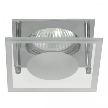 Corp iluminat Kanlux 2566 NOMA CTX-DS10G - Spot incastrat, Gx5,3, max 50W, 12V, IP20, crom