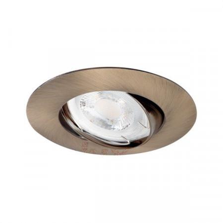 Corp iluminat Kanlux 2594 LUTO CTX-DT - Spot incastrat directional, Gx5,3, max 50W, 12V, IP20, alama mata