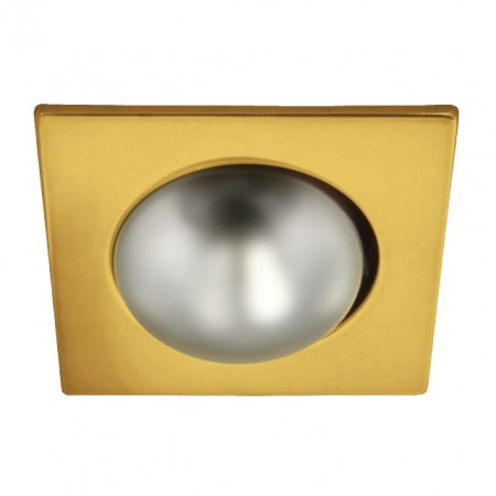 Corp iluminat Knalux 4932 VABI DL-RS50 - Spot incastrat, E14, max60W, IP20, auriu