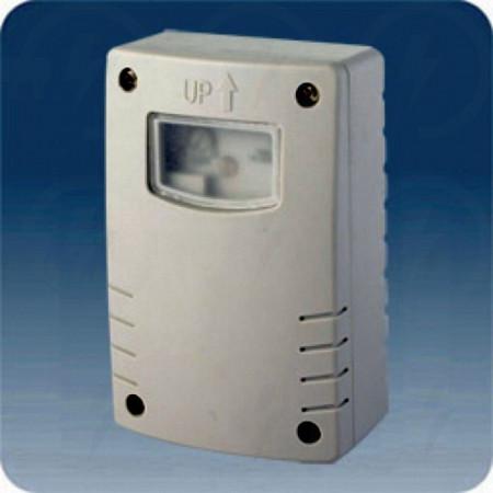 Dablerom 00-5961 Intrerupator Crepuscular - FOTOCELULA IN CUTIE 6A 230V IP44 REGLAJ LUX & TIMP (10-11)