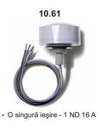 Finder 106182300000 Senzor Crepuscular - MONTAJ PE STALP 1NO 16A