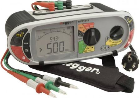 Multimetru Megger MFT1835-SC-DE - Tester multifunctional IP54, CAT IV +accesorii