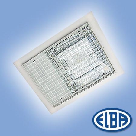 Proiector HID Elba 34661002 - PREMIUM LUX IP 66 - montaj INCASTRAT 250W sodiu, fara gratar