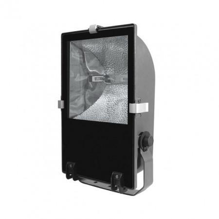 Proiector Kanlux 4835 REVA MTH-70/S - Proiector halogenura metalica, Rx7s, max 70W, IP65, nergu