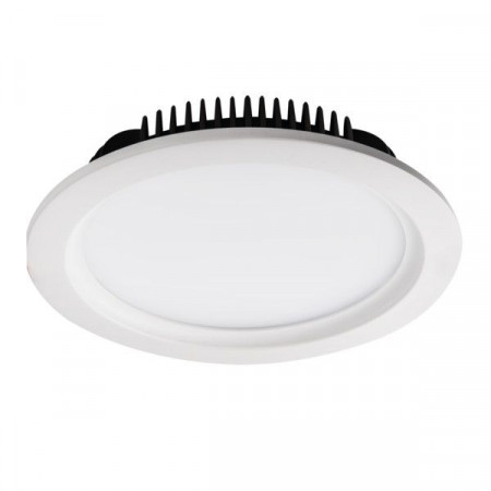 Spot Kanlux 25511 TIBERI - Spot LED 36Wm 4000k, IP44, D=23cm, alb