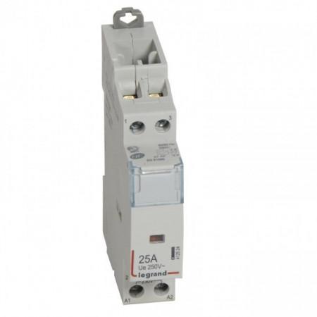 Contactor modular Legrand 412524 - CX3 CT 230V 2P 250 V~ - 25 A - 2 N/C