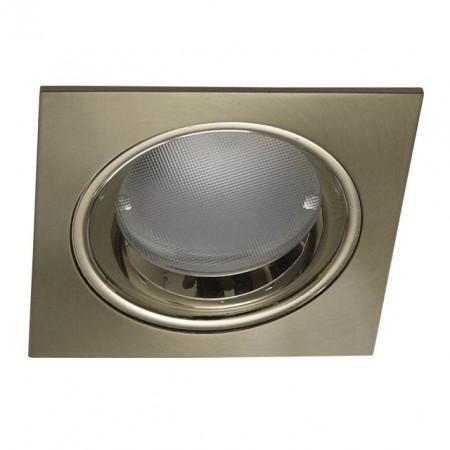 Corp iluminat Kanlux 4698 TOSA CT-DS87-AB - Spot incastrat, Gy6,35, max 35W, 12V, IP20, bronz antic