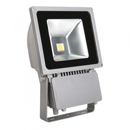 Proiector Kanlux 19205 MONDO LED - Proiector MCOB-100-GR, 50W, 4000k, 6780lm, IP65, argintiu