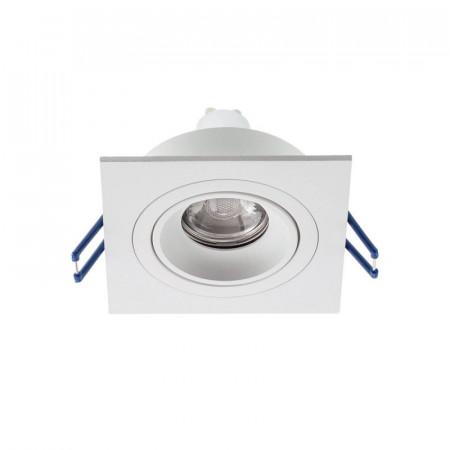 Spot Arelux XFrame FR01 MWH - Corp iluminat fara led XFRAME MR16 GU10 IP20 MWH, alb