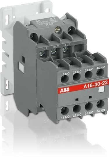 Contactor ABB 1SBL141001R8022 - Contactor putere CONTACTOR A9- Contactor putere30- Contactor putere22 4KW AC3 230