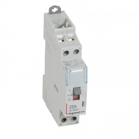 Contactor modular Legrand 412501 - CX3 CT HC 230V 2F 25A