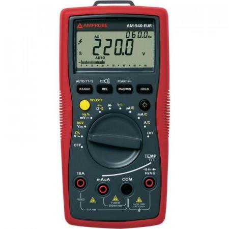 Multimetru Beha Amprobe AM-550-EUR - Multimetru RMS 600 VAC