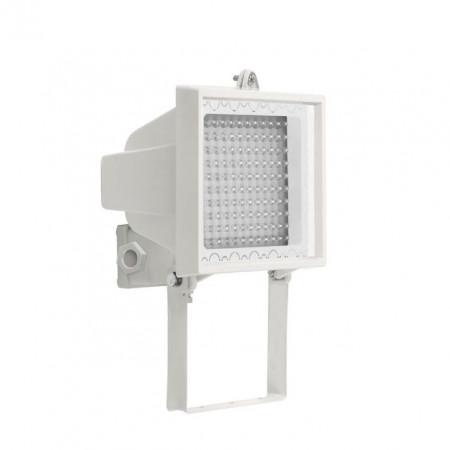 Proiector Kanlux 8592 EGRO LED - Proiector 8W, 6500k, 400lm, IP44, alb